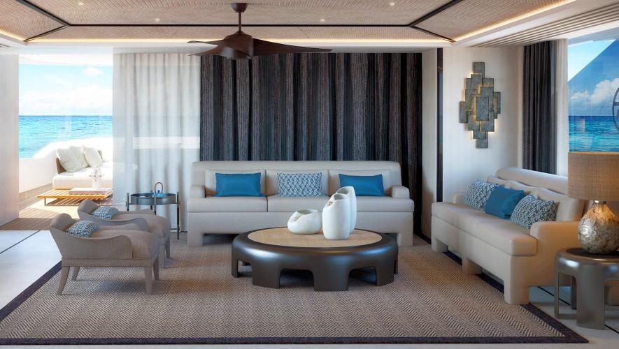 Bottega Veneta exclusive furniture collection