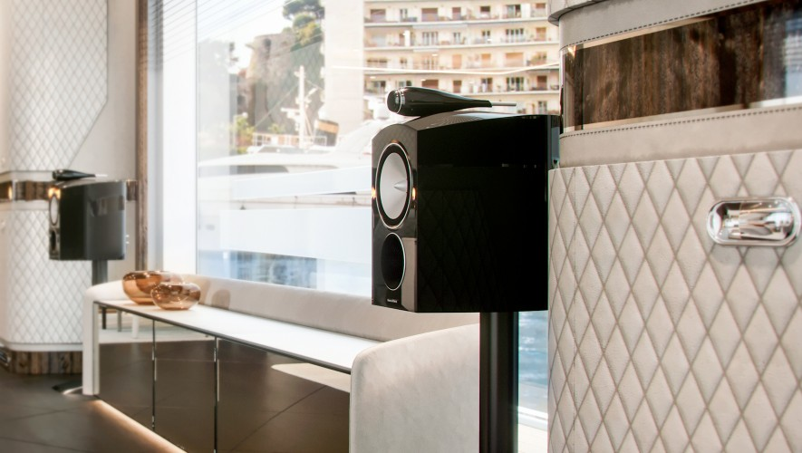 High-end audio by Bowers & Wilkins