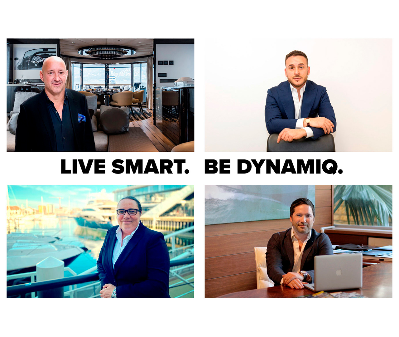Dynamiq significantly expands its brand representation and world sales team