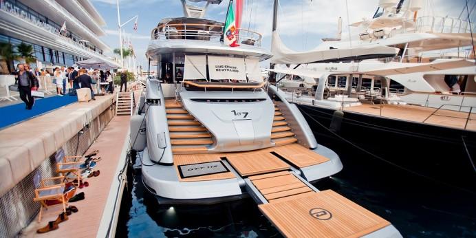 Dynamiq GTT 115 takes Monaco Yacht Show by storm