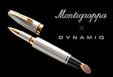 Set of 10 x limited Edition Monte Grappa x Dynamiq pens