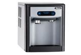 Ice dispenser and fridge in sun deck bar
