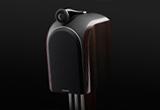 B&W high-end audio system