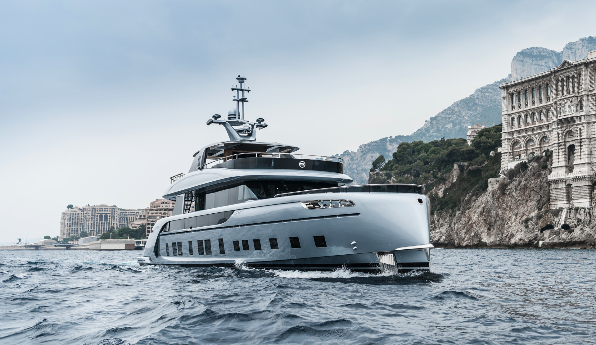 Dynamiq Jetsetter yacht in Portofino