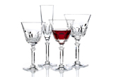 Glassware by Baccarat
