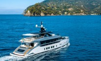 Dynamiq Jetsetter yacht cruises in Italy