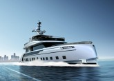 Dynamiq builds first superyacht with Porsche DNA