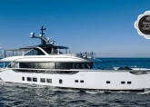Dynamiq's M/Y Jetsetter wins Robb Report Annual Best of the Best Awards