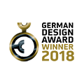 German design awards winner 2018